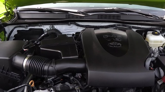 2023 Toyota Tacoma diesel