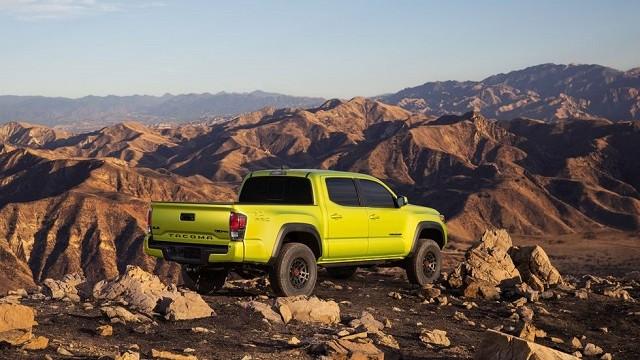 2023 Toyota Tacoma TRD Pro redesign