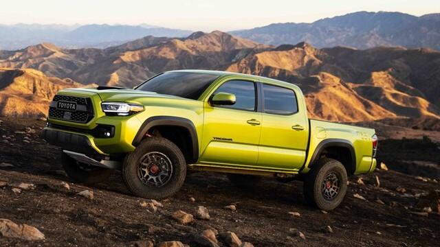 2023 Toyota Tacoma TRD Pro specs